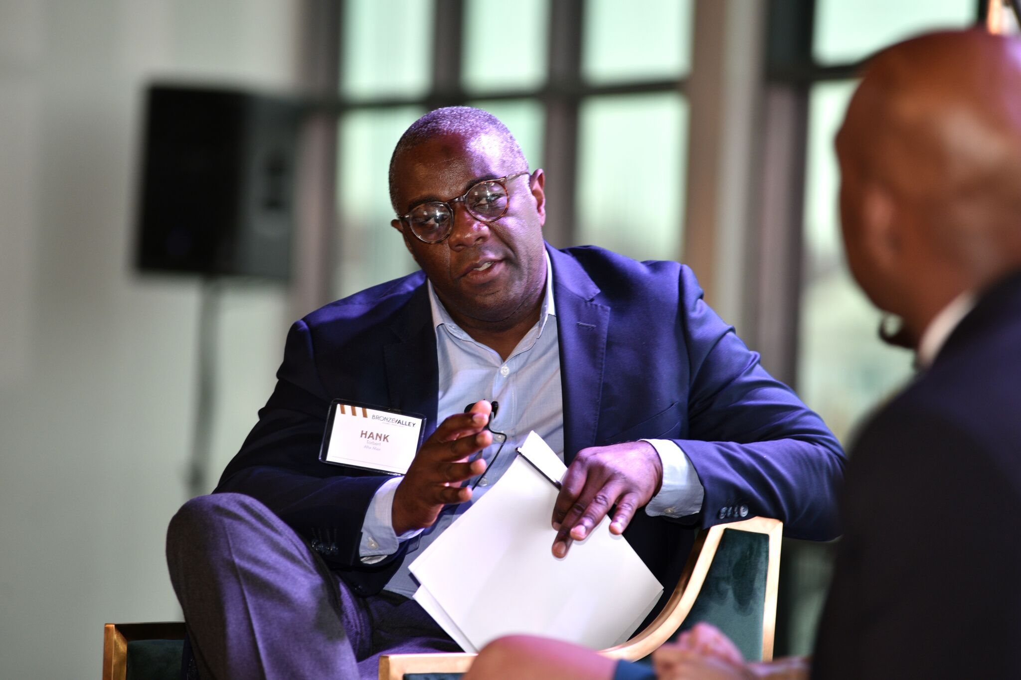 Venture Capitalists weigh in at Bronze Valley