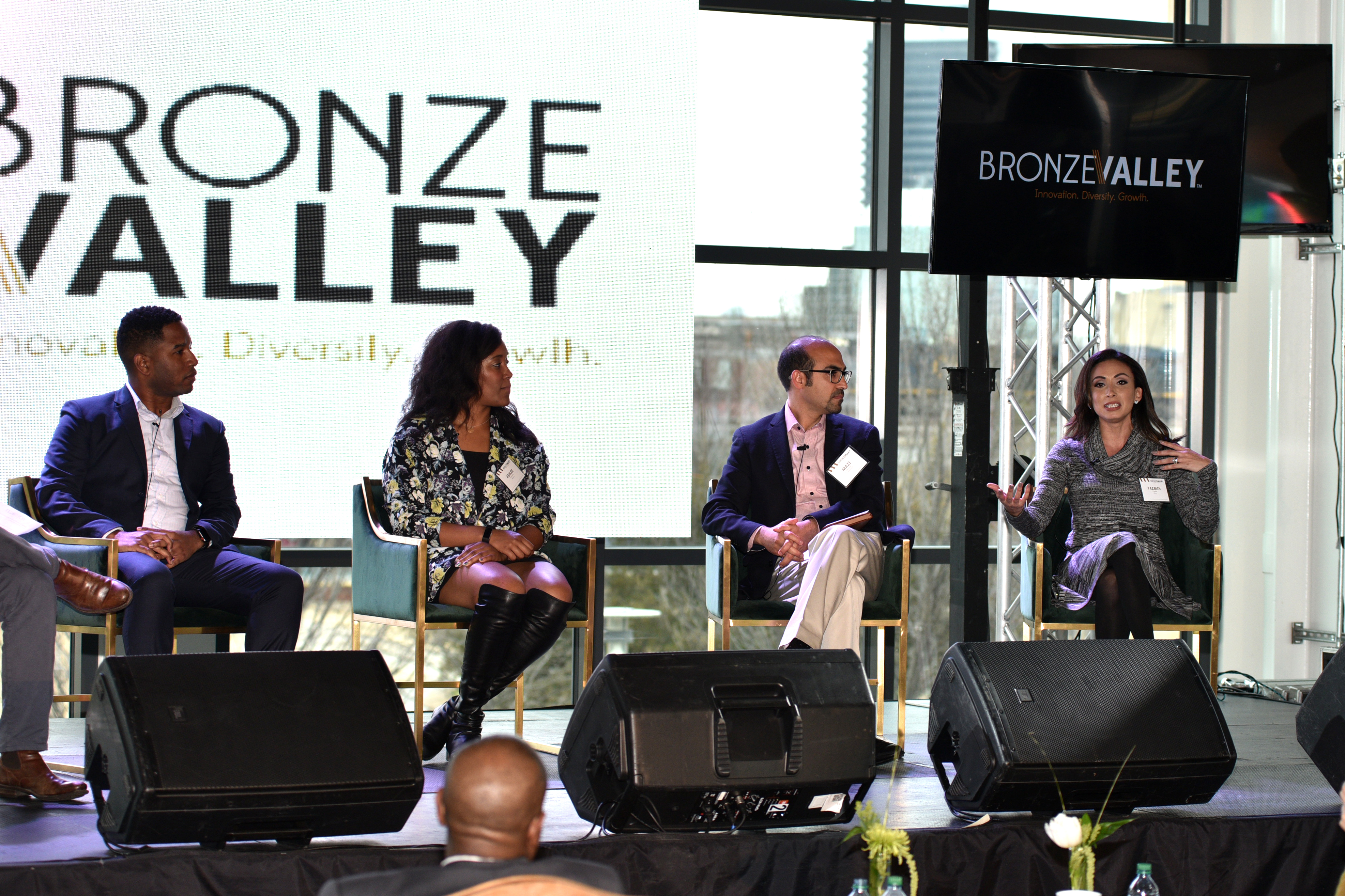Bronze Valley conference sets tone for tech-based economic development