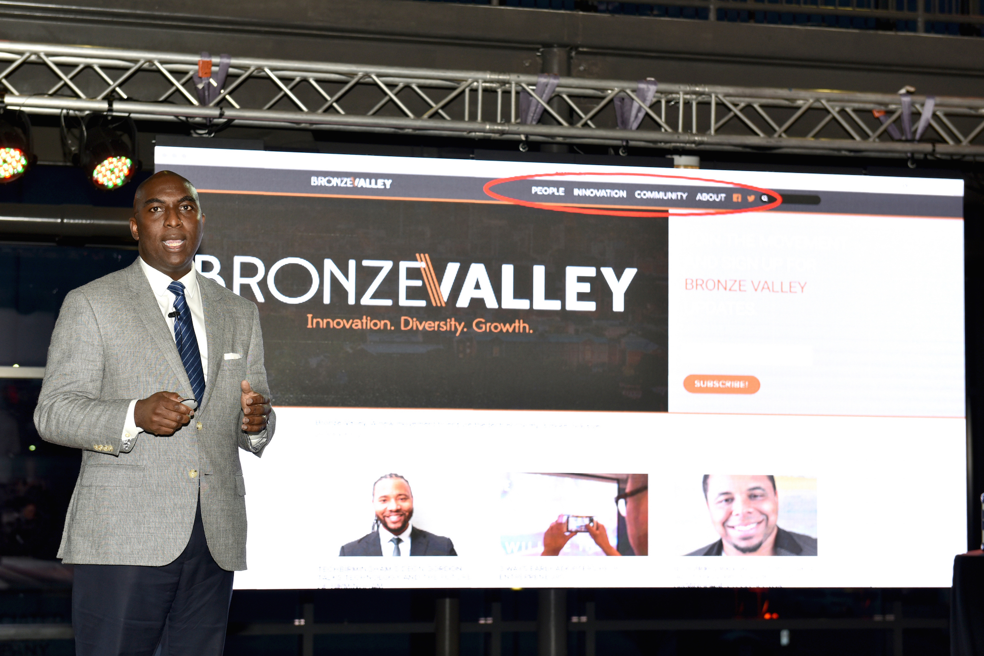 Bronze Valley unveils plans for the future and digital platform