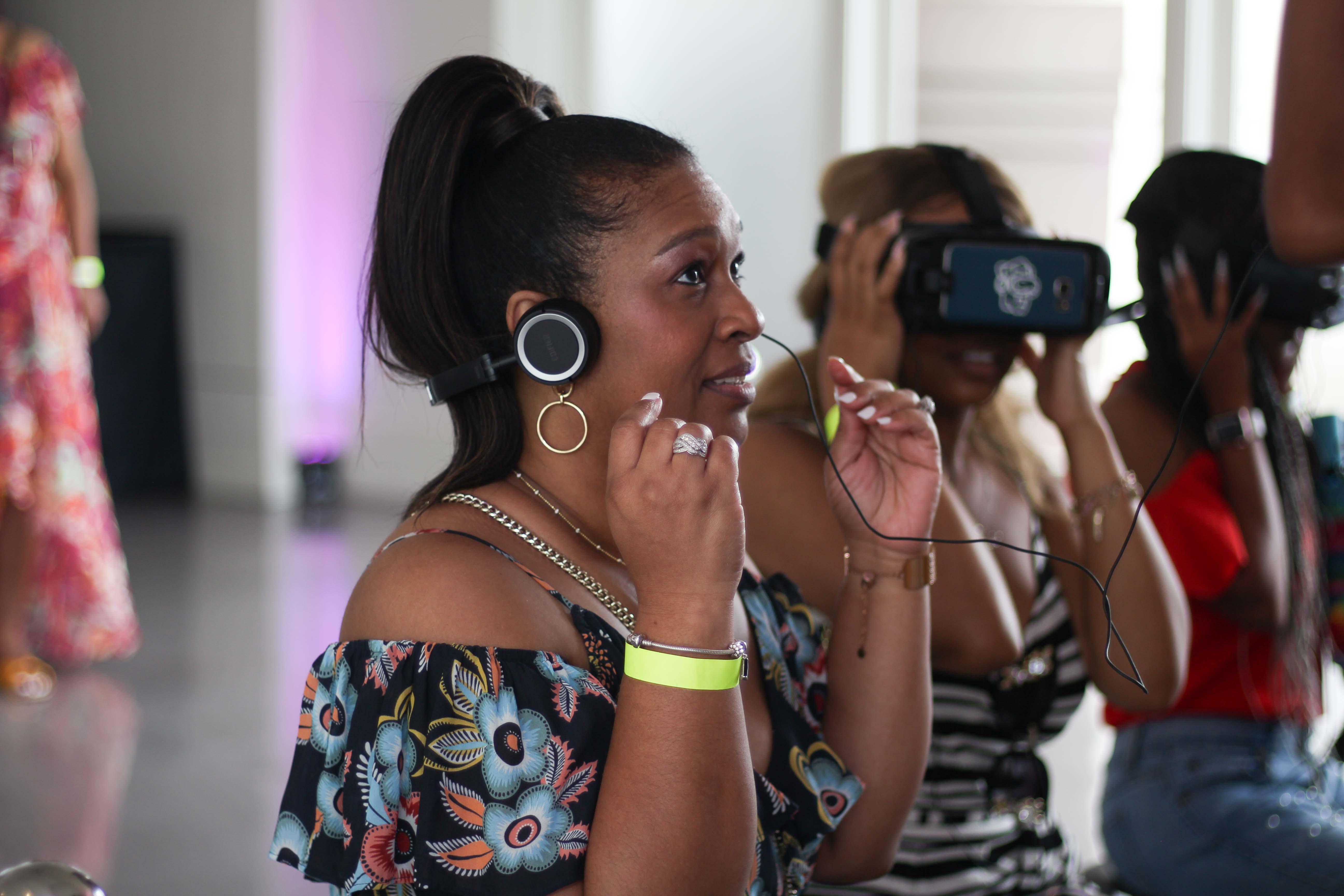 Bronze Valley celebrates black women in tech at Essence Fest