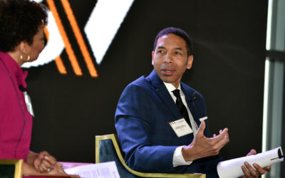 HERSCHELL HAMILTON SAYS BRONZE VALLEY CAN CHANGE COMPLEXION OF STARTUP COMMUNITY