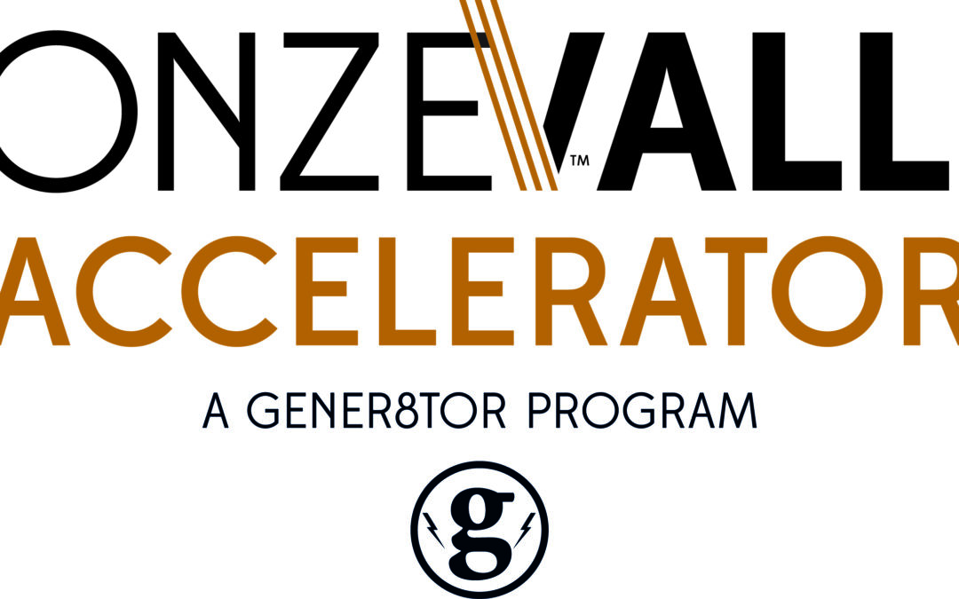 Bronze Valley teams with gener8tor to launch Bronze Valley Accelerator